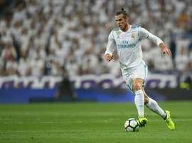 Bale fait partir des nominés. AFP