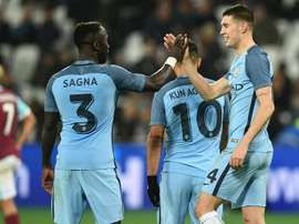 Shakespeare has admitted he is keen on bringing Sagna to Leicester. AFP