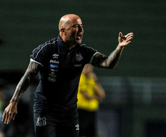 Former Argentina and Chile coach Sampaoli takes over at Atletico. AFP