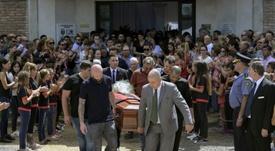 Nicolás Higuaín, ex representante de Emiliano Sala, analizó la tragedia. AFP