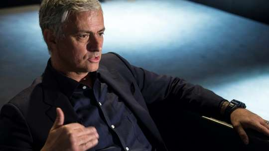 José Mourinho desvincula-se do Newcastle. AFP