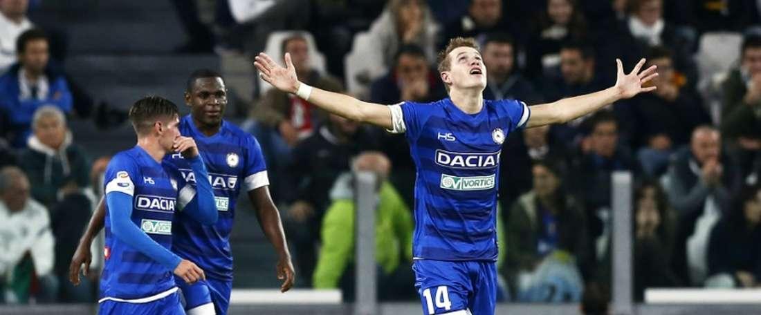 Jankto é um dos objetivos do Milan. AFP
