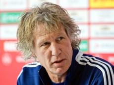 Dutch coach Verbeek quits A-League's Adelaide United. AFP