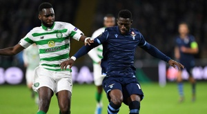 Celtic are keen on Edouard. AFP