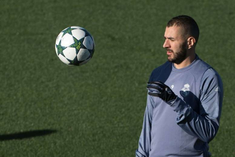 French court rejects Benzema's request to drop the investigation into blackmail over a sextape.AFP