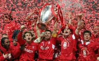 15 ans depuis la finale de Ligue des champions la plus épique. AFP