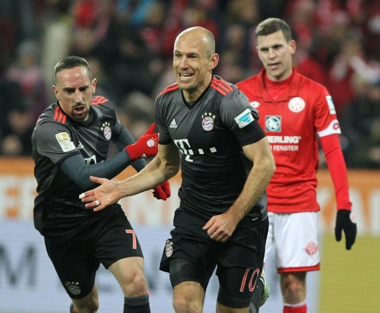 Robben confirms Bayern Munich departure