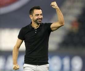 Xavi retourne au Mondial des Clubs en tant qu'entraîneur. AFP