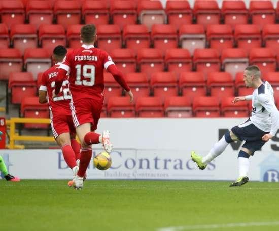 Rangers beat Aberdeen 1-0. AFP