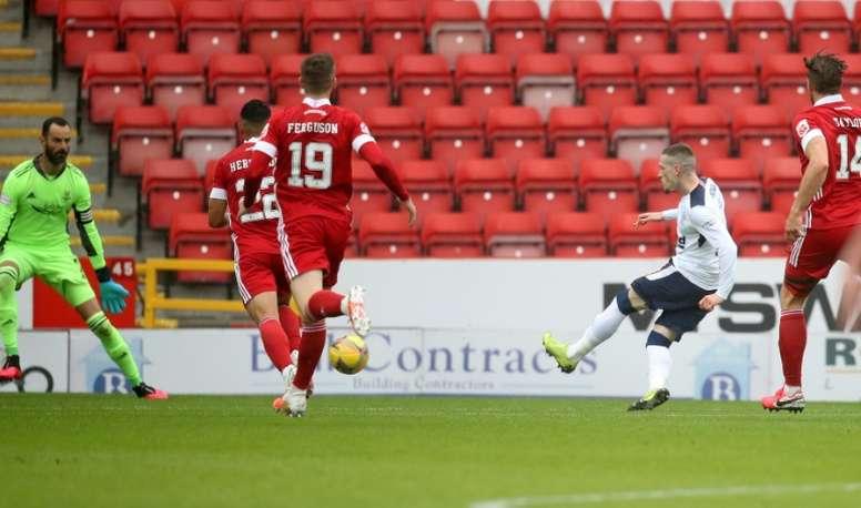 Rangers Get Off To Winning Start At Aberdeen Besoccer