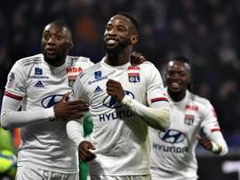 Lyon take derby honours to boost European hopes. AFP
