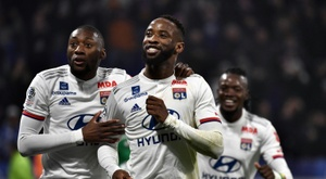 Lyon take derby honours to boost European hopes. AFP