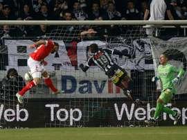 El Charleroi ha dado la sorpresa esta jornada. AFP/Archivo