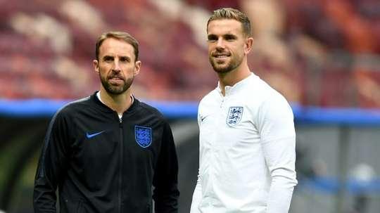 Inglaterra y Uruguay tendrán que pasar por caja. AFP