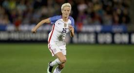 USA women's captain planning Trump protest. AFP