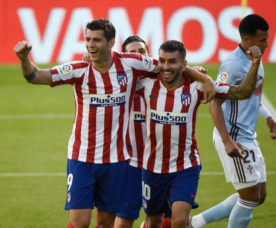 Celta draw leaves Atleti waiting for Champions League objective