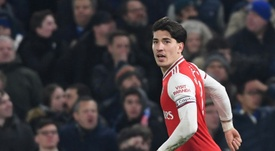Bayern, Juve and PSG join the race for Bellerin. AFP
