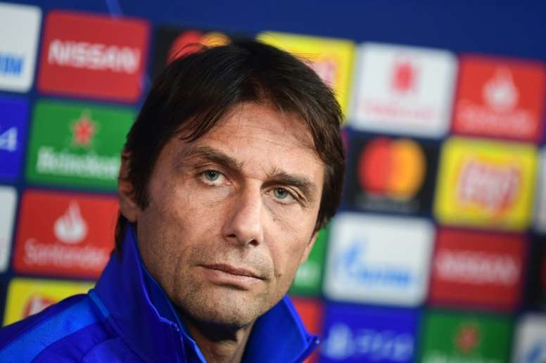Messi out but Conte expects Inter to suffer. AFP
