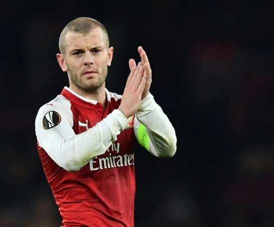 Jack Wilshere has been without a team for a few weeks. AFP