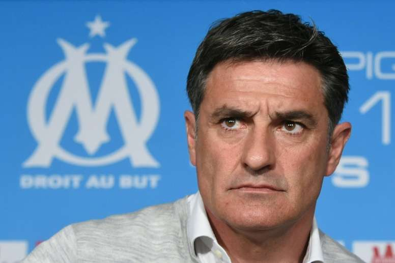 Troubled Marseille sack coach Michel - BeSoccer