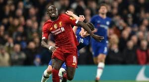 Les comptes de Liverpool n'ont pas bougé. AFP