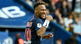 Sorprendente interés de Neymar en volver al Barcelona. AFP