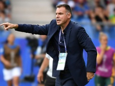 Australia women's football coach Milicic quits after Tokyo delay