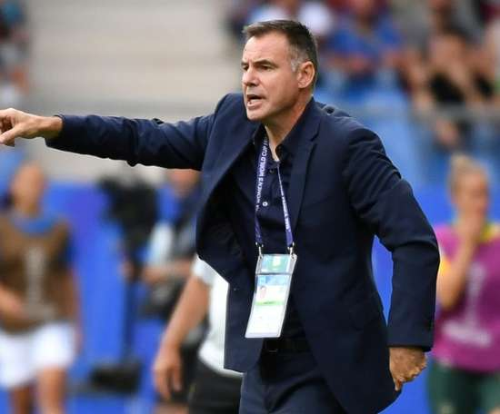 Australia women's football coach Milicic quits after Tokyo delay