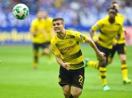 Le prix du jeune talent du Borussia Dortmund est de 70 millions. AFP