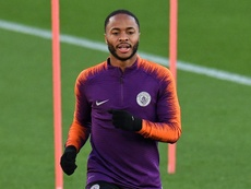 Raheem Sterling has received backing from the PFA over alleged racist abuse. AFP