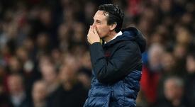 El Everton descartó a Emery. AFP/Archivo