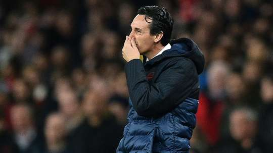 Arsenal still trust in Emery! AFP
