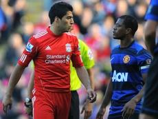 Evra reveals death threats after Suarez racism row. AFP