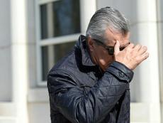 Trujillo was one of three men given life bans. AFP
