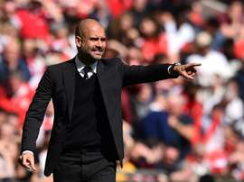 Guardiola wants two right-backs and two left-backs. AFP