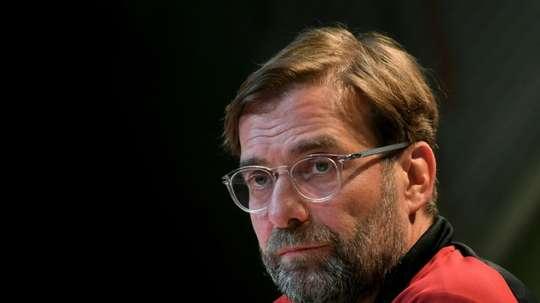 Klopp adverte sobre os perigos do Porto. AFP
