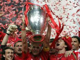 14 ans depuis la finale de Ligue des champions la plus épique. AFP
