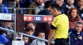 Sánchez Martínez estará en el Olympiacos-PAOK. AFP