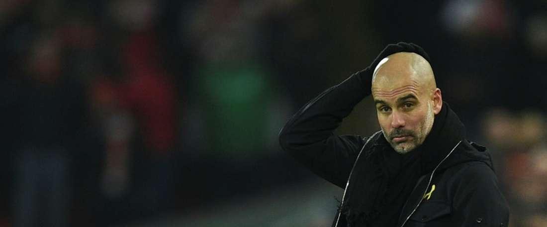 City foi eliminado da Taça por equipe do terceiro escalão. EFE