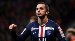 PSG see off plucky Lorient to reach French Cup last 16. AFP