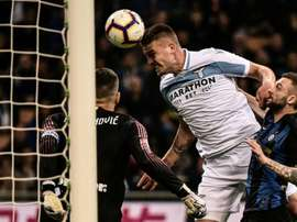 L'Inter lance une offensive pour Milinkovic-Savic. AFP