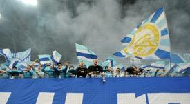 El Zenit ya lleva ocho triunfos en once jornadas. AFP/Archivo