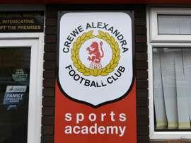 Barry Bennell fue técnico de las categorías inferiores del Crewe Alexandra. AFP