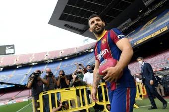 Noticias de rumores y fichajes del FC Barcelona. AFP