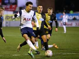 Mourinho expects Alli to stay at Spurs. AFP