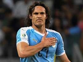 Cavani ha scelto lo United. AFP