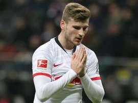 Werner non vuole giocare nel Bayern. AFP