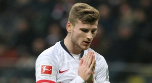 Chelsea will pay less for Werner. AFP