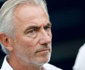 Former Netherlands boss Van Marwijk named UAE coach