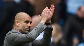 Manchester City a recruté Eric Garcia. AFP